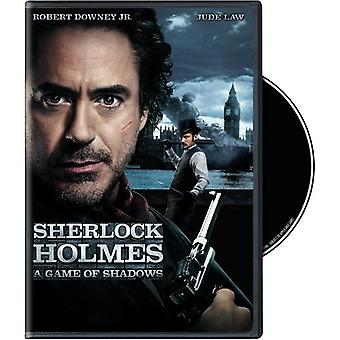 Sherlock Holmes: A Game of Shadows [DVD] USA importieren