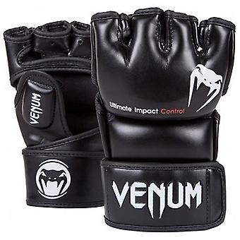 维纳姆冲击MMA手套 - 黑色