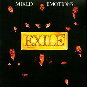 Exile - Mixed Emotions [CD] USA import