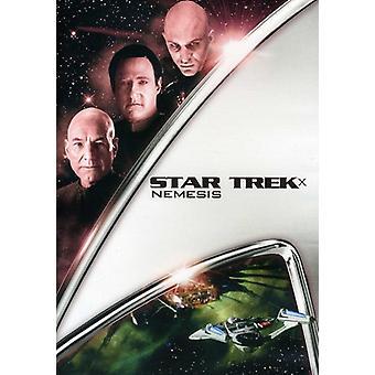 Star Trek X: Nemesis [DVD] USA importere