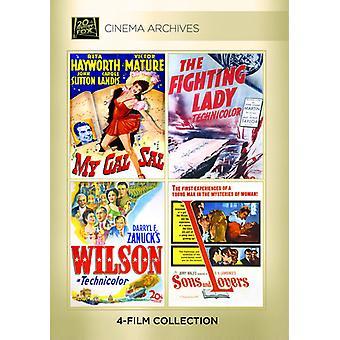 Mijn Gal Sal / de Dame Fighting / Wilson / zonen [DVD] USA import