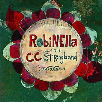 Robinella & Cc-Stringband - Robinella & Cc Stringband [CD] USA importerer