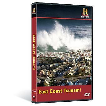 Importación de los E.e.u.u. Costa del este Tsunami [DVD]