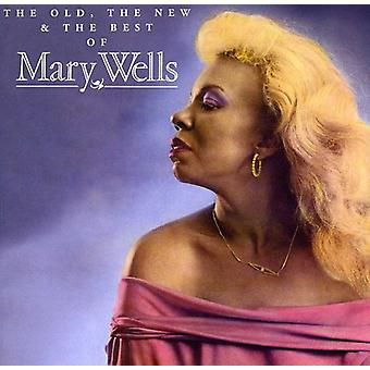 Mary Wells - Old the New & the Best of Mary Wells [CD] USA import