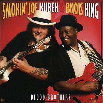 Kubek/Bnois - import USA Blood Brothers [CD]