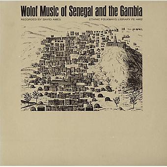Importar música de Wolof de Senegal y Gambia - música de Wolof de Senegal y Gambia [CD] Estados Unidos