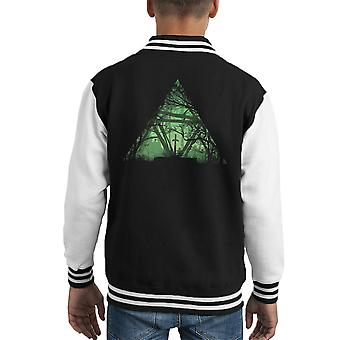 Treeforce Legende von Zelda Kid Varsity Jacket