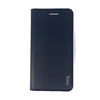 Offisiell HTC U spill Flip beskyttelsesetui dekke (HC C1332) - mørk blå