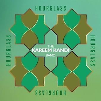 Kareem Kandi Band - Hourglass [CD] USA import