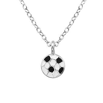 Football - 925 Sterling Silver Necklaces - W24895X