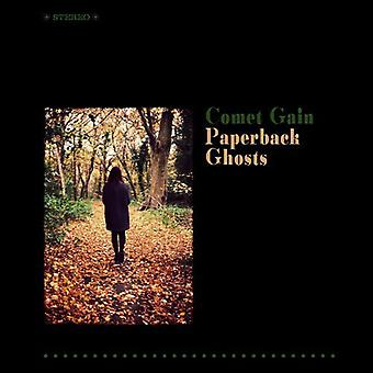 Comet Gain - Paperback Ghosts [CD] USA import