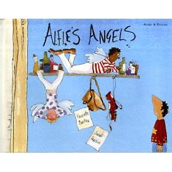Alfies Angels in Arabic and English by Henriette Barkow & Illustrated by Sarah Garson
