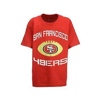 San Francisco 49ers NFL Outerstuff Youth Logo T-Shirt