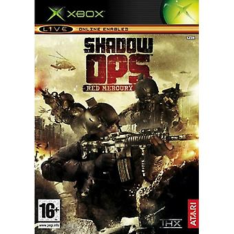 Shadow Ops Red Mercury (Xbox) - New