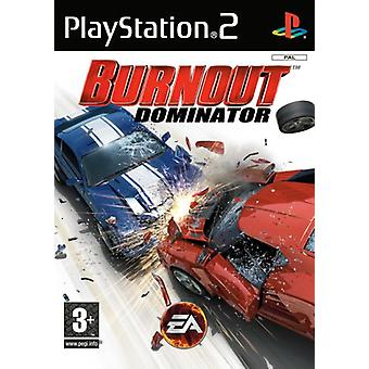 Burnout Dominator (PS2) - Ny fabrik forseglet