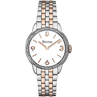 98R182 часы Булова дамы алмазов Галерея