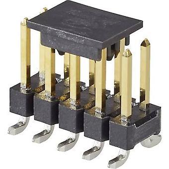 FCI Pin strip não (padrão). de linhas: 2 pinos por linha: 5 95278-101A10LF 1 computador (es)