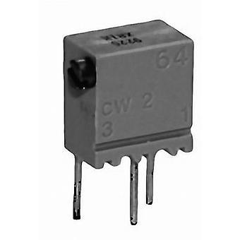 2046703200 Cermet trimmer Enclosed linear 0.25 W 10 kΩ 4320 ° 1 pc(s)