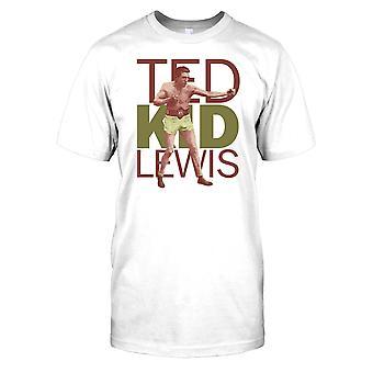 """Ted """"Kid"""" Lewis - nyrkkeily lasten T-paita"""