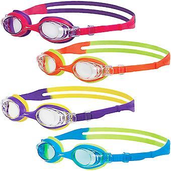 Speedo niños mar Escuadrón Skoogle ajustable filtro UV Anti niebla natación gafas