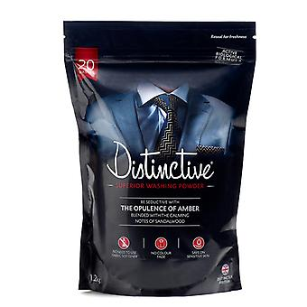 Distinctive Washing Powder - Masculine Fragrance