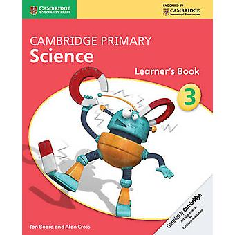 Cambridge Primary Science Stage 3 Learner's Book by Jon Board - Alan