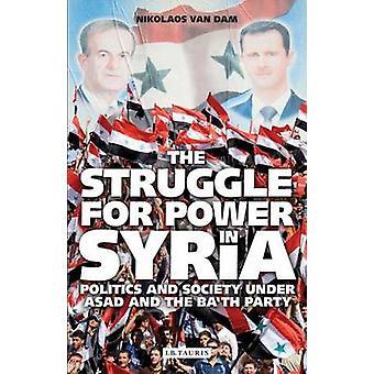 Syyria - politiikan ja yhteiskunnan Asad valtakamppailuun ja