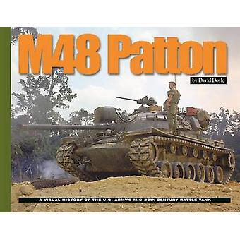 M48 باتون-تاريخ مرئي من الجيش الأميركي في منتصف القرن العشرين بات