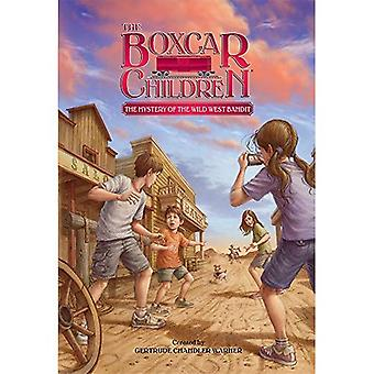 The Mystery of the Wild West Bandit (Boxcar Children)