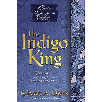 De Indigo koning (Kronieken van de serie van Imaginarium Geographica)