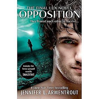 Opposition (Lux - Buch fünf)