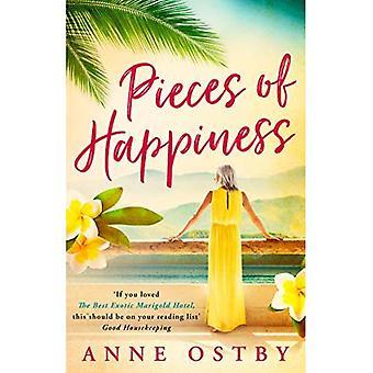 Morceaux de bonheur: un roman d'amitié, espoir et chocolat