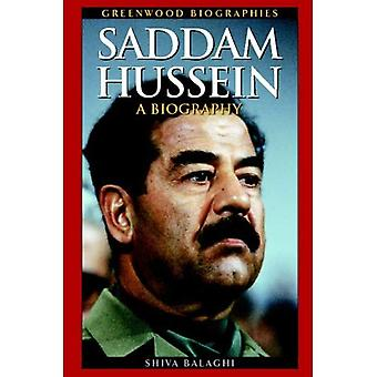 Saddam Hussein: Uma biografia (Greenwood biografias)