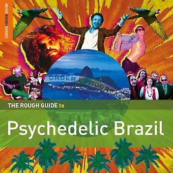 Rough Guide to Psychedelic Brazil - Rough Guide to Psychedelic Brazil [CD] USA import