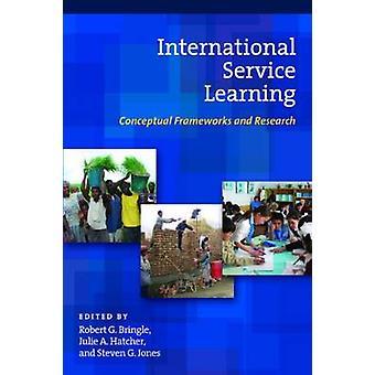 Internationale Service leren - v. 1 - conceptuele kaders en r.