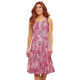 Joe Browns Womens All över Print jerseyklänning