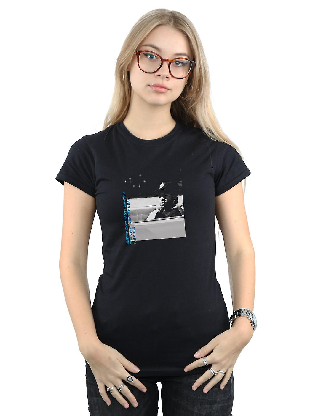 Ice Cube Women's Most Wanted T-Shirt