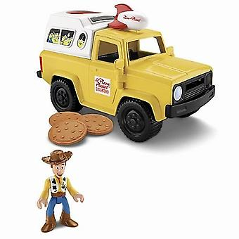 Imaginext Toy Story - Woody en RC