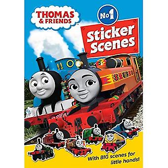 Thomas & Friends: No.1 Sticker Scenes