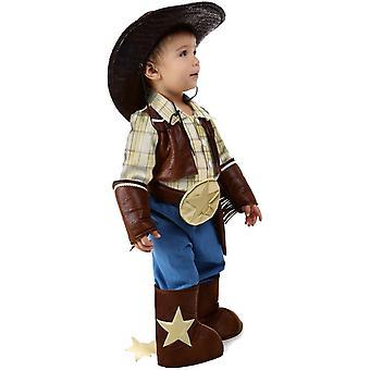 Cowboy-Kleinkind-Kostüm