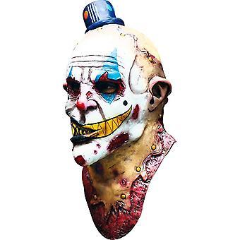 MIME-Zack volwassene Latex masker voor Halloween