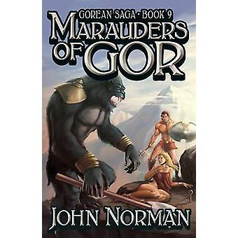 Marauders of Gor by Norman & John