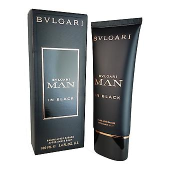 Bvlgari man in het zwart 3.4 oz after shave balsem