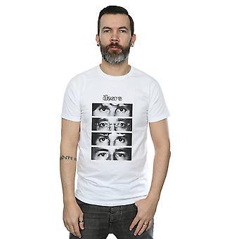 Die Türen Männer Band Augen T-Shirt