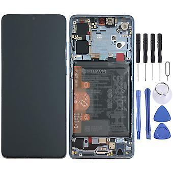 Huawei näyttö LCD-yksikkö + runko P30 Service Pack 02352NLP hengitys Crystal uusi
