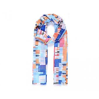 Intrigue Womens/Ladies Abstract Digital Print Scarf