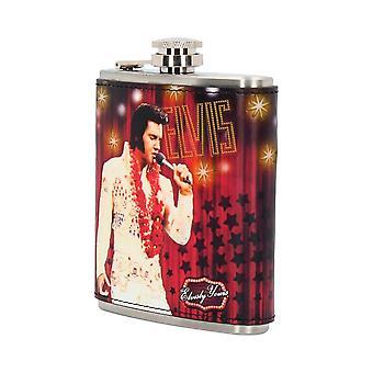 Elvis Presley Hip Flask