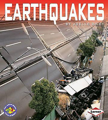 Earthquakes by Joelle Riley - 9780761343899 Book