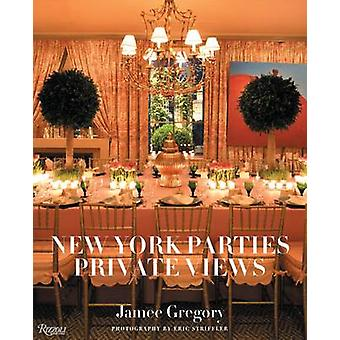 New York Parties by Jamee Gregory - 9780847834037 Book
