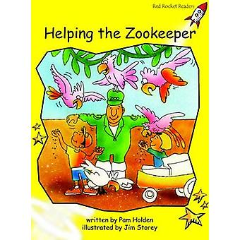 Helping the Zoo Keeper - Early - Level 2 (International edition) by Pam
